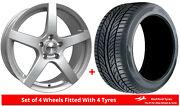 Alloy Wheels And Tyres 15 Calibre Pace For Dacia Logan Pickup 05-12