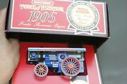 Rare Matchbox Models Of Yesteryear Collectible 1905 Showman Steam Engine Made In