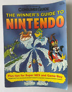 Rare Vintage 1991 Winnerand039s Guide Nintendo Super Nes And Gameboy Games Book Hints
