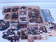 Rare Vintage Victorian Era,early 1900's Sewing Buttons Mixed Lot Estate Button