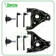 New 8 X Complete Front Suspension Kit For Chevy Blazer S10 Gmc Jimmy 2wd K5208