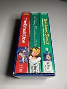 The Small One Other Stories Vhs, 1996 A Disney Christmas Gift. Singalongsongs