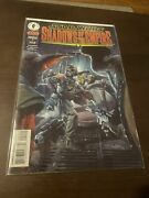 Star Wars Shadows Of The Empire Comic Book 2 1996