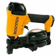 Bostitch Coil Roofing Nailer, 1-3/4-inch To Rn46 Unit