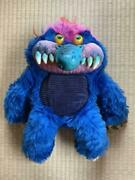 My Pet Monster Plush Toy Doll Small Size Blue