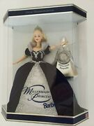 Special Edition Milennial Princess Barbie- New Year 2000 New In Box