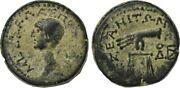 Phrygia Aezanis. Augustus. 27 Bc-ad 14. Andaelig 21.mm. 10.14.g.. Extremely Rare