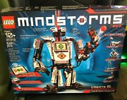 Lego Mindstorms Ev3 31313 Robot Kit With Remote Control 601 Pieces