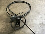 Mercury Outboard Steering Cable Set W/ Wheel
