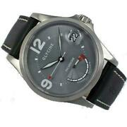 Watch Glycine Man 3858.10 Mechanical Analogue Only Time Steel