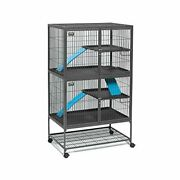 Midwest Homes For Pets 182 Ferret Nation Double Story Unit 1-year Manufacturer