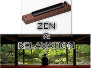 Gravimorph Spindle -black- Relaxation Sound By Traditional Craft New From Japan