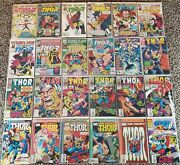 Thor Vol 1 449-502 + Journey Into Mystery 503-513 Huge Comic Book Lot