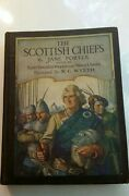 The Scottish Chiefs By Jane Porter Illustrated By N. C. Wyeth, 1923