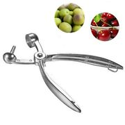 Handheld Cherry Pitter Stone Olive Seed Corer Remover Kitchen Machine Canning
