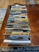 1000 Foreign Postcard Lot 1