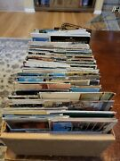 1000 Foreign Postcard Lot 4