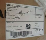 Dcf803-0050 Abb New Original Packaging Of Excitation Control Unit