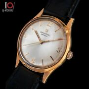 144 There Is Negotiation Seconds Of Sunshine Universal Geneva Explorer Dial