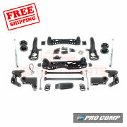 Pro Comp 6 Lift Kit W/spacers And Rear Pro Runner Shocks 2012-18 Ram 1500 Gas 4wd