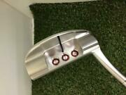 Titleist Scotty Cameron Special Select Golf Putter Del Mar 34 Inches Used 263/mn