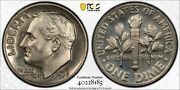 1973 Roosevelt Dime Certified Grade Pr67 From San Francisico With Proof Finish