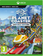 Planet Coaster Xbox One Sold Out Publishing