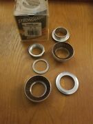 [8.87] Vintage Stronglight French Thread Headset - Nos New In Box