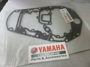 P33a Yamaha Marine 69w-15312-00 Oil Pan Gasket Oem New Factory Boat Parts