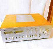 Yamaha Ca-2000 Natural Sound Stereo Amplifier In Very Good Condition Japan Works