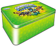 Skylanders Swap Force Tin Box Cards For Collection Topps