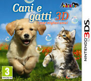 Dogs And Cats 3d - The My Best Friends Nintendo 3ds Deep Silver