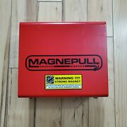 Magnepull Metal Carrying Case - Case Only Magnepull Xp1000-dmc Case Only Red
