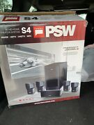 Psw S4 5.1 Hd 1500w 5.1 Home Theater Cinema Surrounded Sound Hdtv Uhdtv Mp4