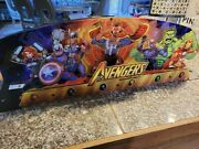 Stern Avengers Infinity Quest Pinball Machine Game Topper 502-7131-00 New