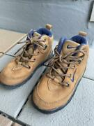 Nike Baby Shoes Boots Brown Antique Us Shoe Size 8 15cm In Good Condition 208/ma