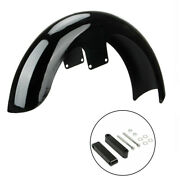 21 Wrap Front Fender For Touring Electra Street Road Glide Baggers Flht Flhr