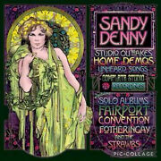 Sandy Denny - Complete Studio Recordings Outtakes And Home Demos - Ultra Rare