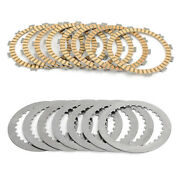Clutch Kit Steel And Friction Plates For Honda Crf450r 02-08 Crf450x 2005-2017 A6