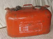 Evinrude Cruis-a-day 6 Gal Fuel Gas Tank For Outboard Motor Boat