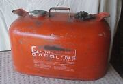 Omc 6 Gal Fuel Gas Tank For Outboard Motor Boat