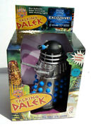 2001 Doctor Who Talking Dalek W/ Box Evil Of The Daleks Exclusive 140 Of 1500
