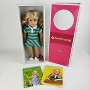 American Girl Lanie Doll And Book Doll Of The Year 2010 Fast Shipping