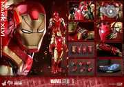Event Only Hot Movie Masterpiece Iron Man Mark 46 Concept Art Edition