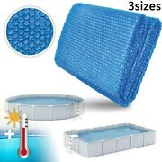 Swimming Pool Insulation Film Inflatable Round Bubble Film Swimming Pool Cover