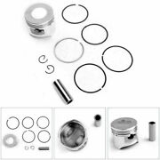 13011-gn5-305 Bore Size 50.75mm Piston Kit Fits Honda C100 Scooter Moped Fedex