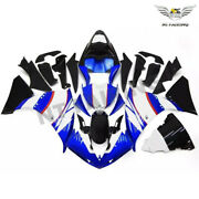 Ms Injection Mold Blue Fairing Kit Fit For Yamaha Yzf R1 2009-2011 Plastic J039