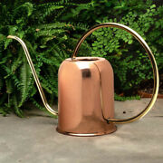 Copper And Brass Indoor Watering Can - Freeshipping