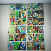 Savage Dragon Trading Cards 181 Total With Doubles 12,13,14, 37, 90 Missing