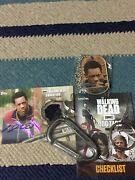 The Walking Dead Autograph And Costume Trading Card Noah/ Tyler James Williams